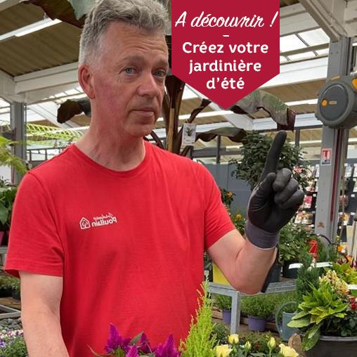 Créez votre jardinière